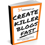 free blogging ebook
