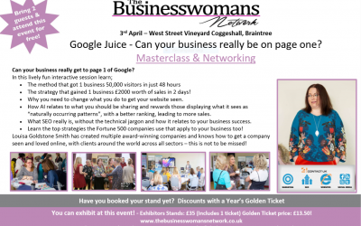 Google Juice – Can your business really be on page one?